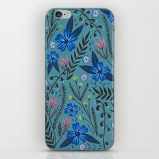 Dusk Garden iPhone & iPod Skin