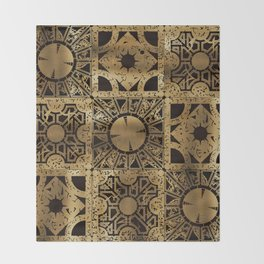 Lament Configuration Side A Throw Blanket
