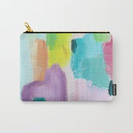 Abstract in Pastel Carry-All Pouch