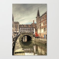 The Glory Hole Canvas Print