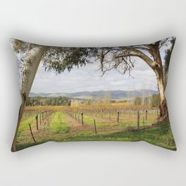 Barossa Valley Autumn Rectangular Pillow