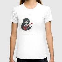 marceline T-shirts featuring Marceline by Chris Pioli