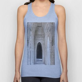 Inside the Palace Unisex Tank Top