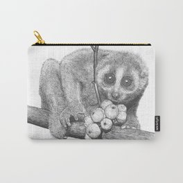 Slow Loris (Kera Duku) Carry-All Pouch