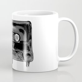 Black Tape Coffee Mug