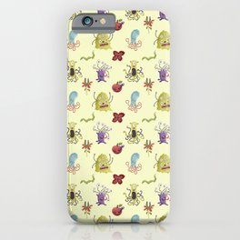 MONSTERS iPhone Case