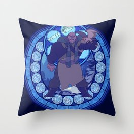 Shan Yu  Throw Pillow
