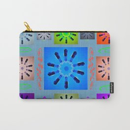 If I Were A kaleidoscope Carry-All Pouch