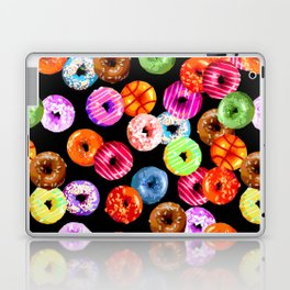 Multicolored Yummy Donuts Laptop & iPad Skin
