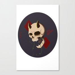 Jaw Dropper Canvas Print