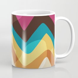 Striations Coffee Mug