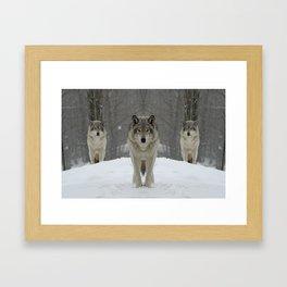 Posse Framed Art Print