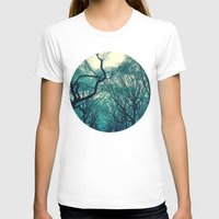 central park T-shirts featuring Central Park Trees by Jason Simms