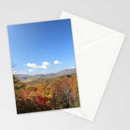 The Blue Ridge Mountains Stationery Cards