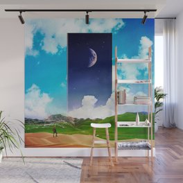 Finding The Night Wall Mural