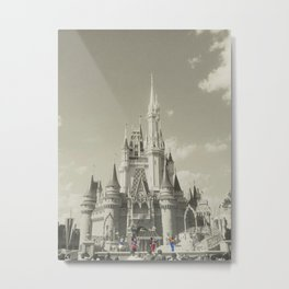 Walt Disney World Metal Print