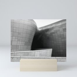 Dongdaemun Design Plaza by Zaha Hadid Architect | Seoul | II Mini Art Print