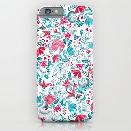 Wake me when Winter is Over iPhone Case