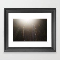 Faery Framed Art Print