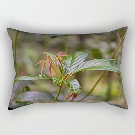 New Leaves Rectangular Pillow