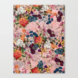 Summer Botanical Garden VIII - II Canvas Print