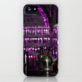 Potion Class - Purple Hues iPhone Case