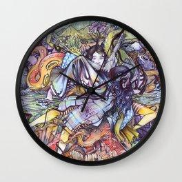 L.O.V.E. Wall Clock