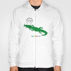 Crocodile Float Hoody
