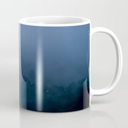 Nature photography. Roncesvalles Fog, Navarra. Spain Coffee Mug