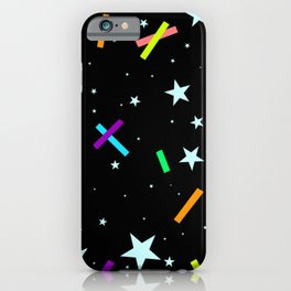 Stars & Tape iPhone Case