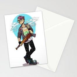 Kid Omega Stationery Cards