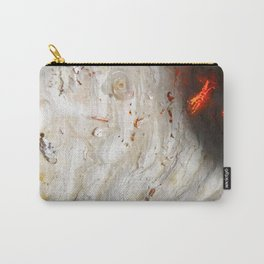 Flaming Seashell 2 Carry-All Pouch