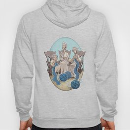 Fate's String Hoody