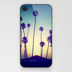 Oceanside iPhone & iPod Skin