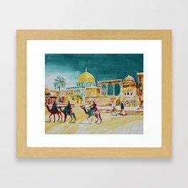 Israel 1 Framed Art Print