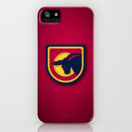 Club Scouts - Run With Us iPhone Case
