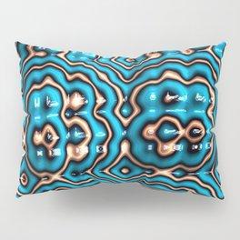 Bits and Blobs - Fractal Art Pillow Sham