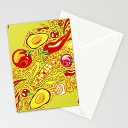 Southern Flavor / Mexico Stationery Cards