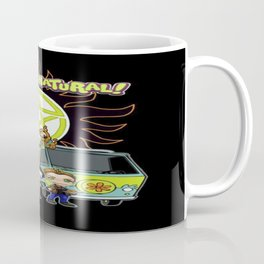 Scoobynatural And The Crew Coffee Mug