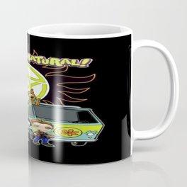 Scoobynatural And The Crew Coffee Mug