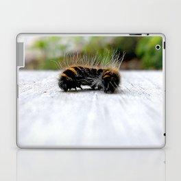 Wannabe Tiger (Fox Moth Caterpillar) Laptop & iPad Skin