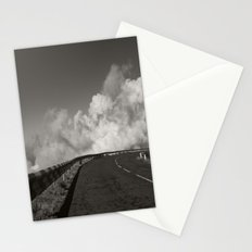 Kiss the clouds Stationery Cards