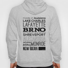 Made In Louisiana Hoody