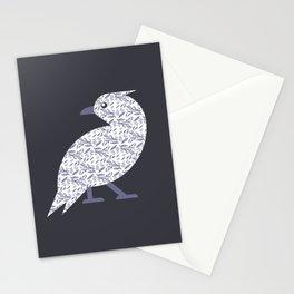 Pattern Bird Stationery Cards