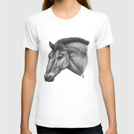 Przewalski's Horse T-shirt