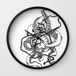 Clocktopus Wall Clock