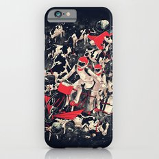 Space Dairy Farming iPhone 6s Slim Case