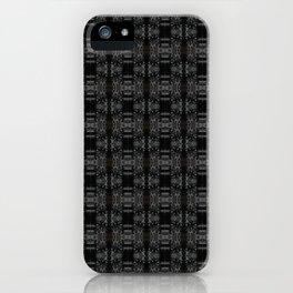 London Splash - Infinity Series 013 iPhone Case