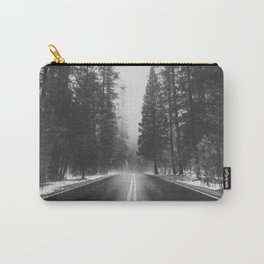 ROAD TRIP IV / Yosemite, California Carry-All Pouch