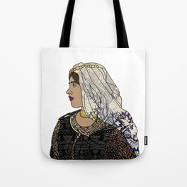 No Ban No Wall | Art Series - The Jewish Diaspora 003 Tote Bag